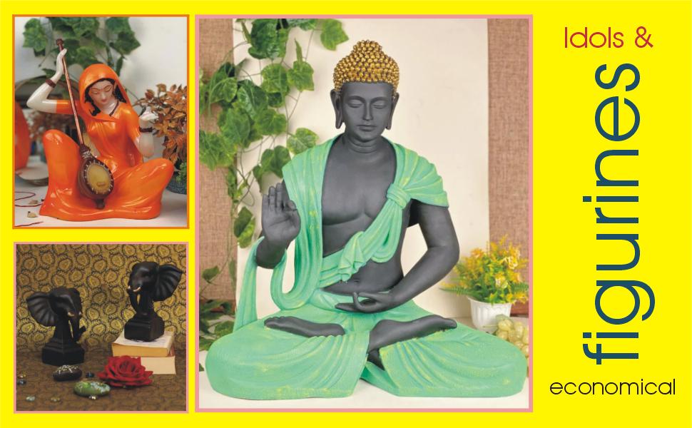 idol figures statues
